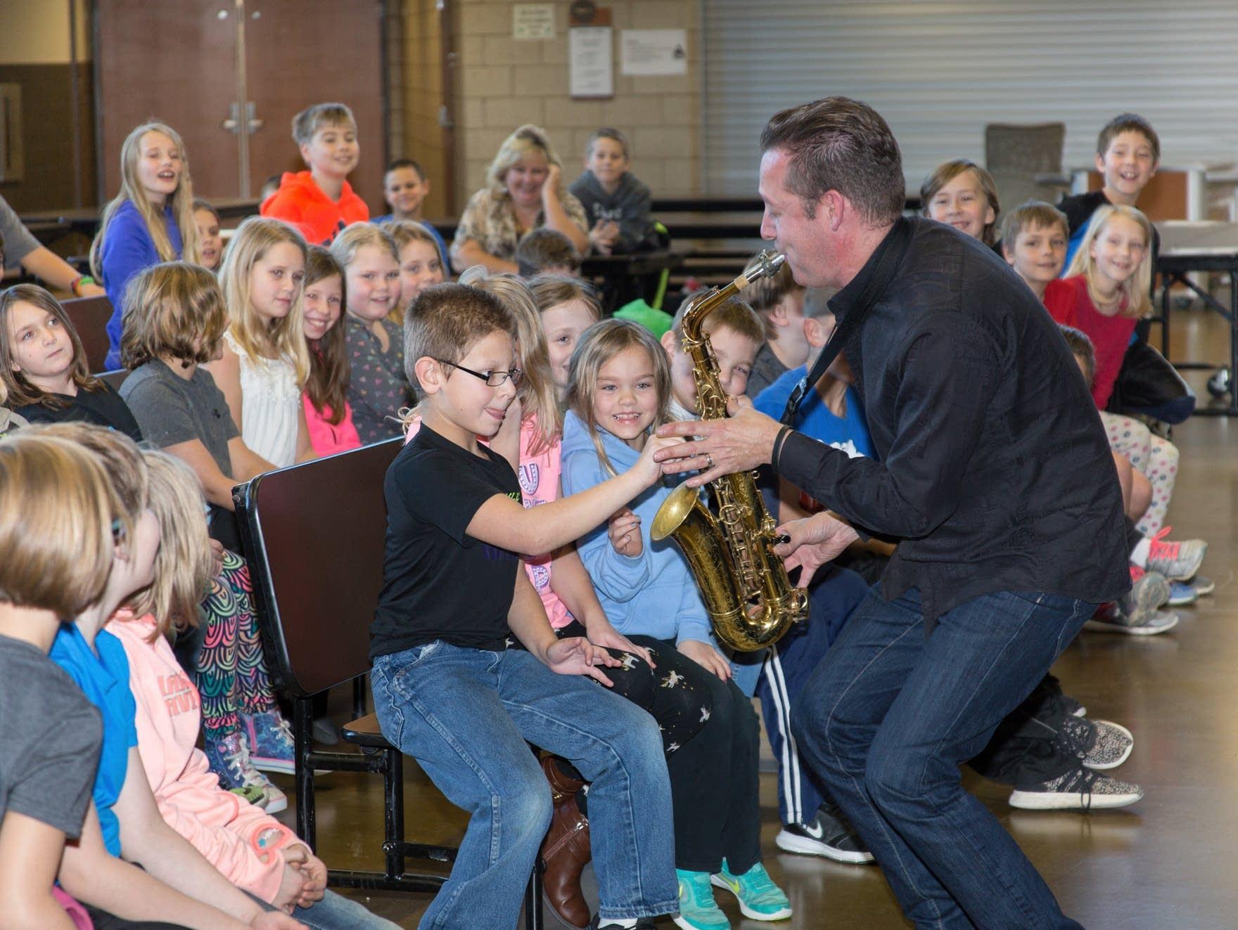 Concordia Wind Quintet Woodland Elementary Alexandria