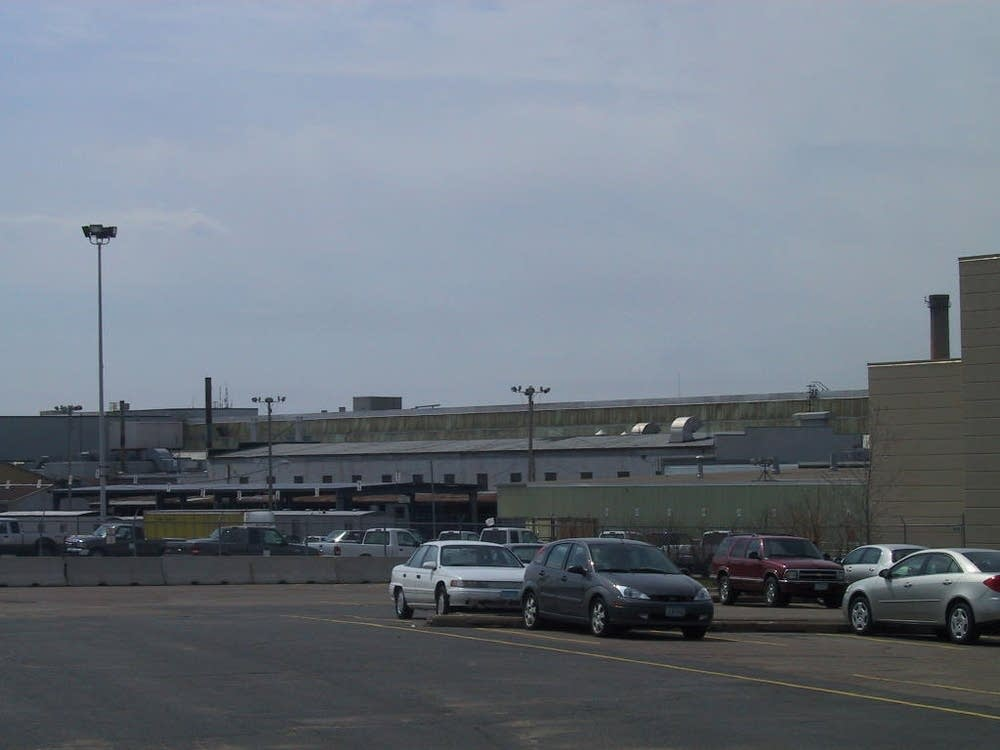 St. Paul's Ford Assembly Plant
