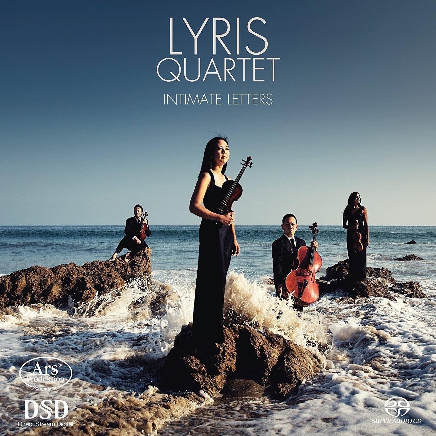 Lyris Quartet, 'Intimate Letters'