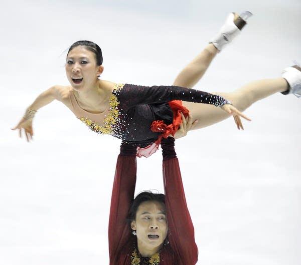 Tong Jian and Pang Qing
