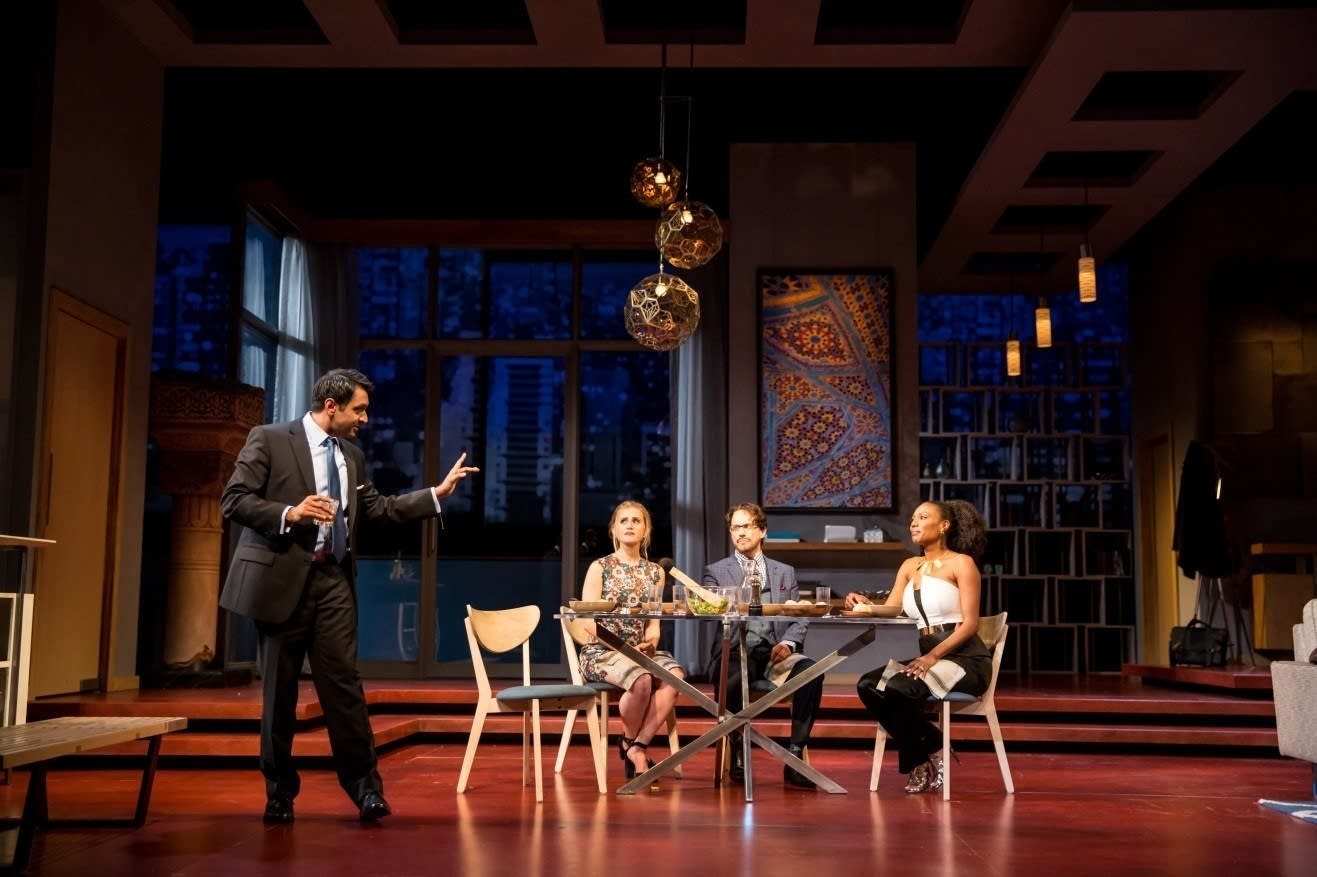 The play 'Disgraced' at the Guthrie Theater