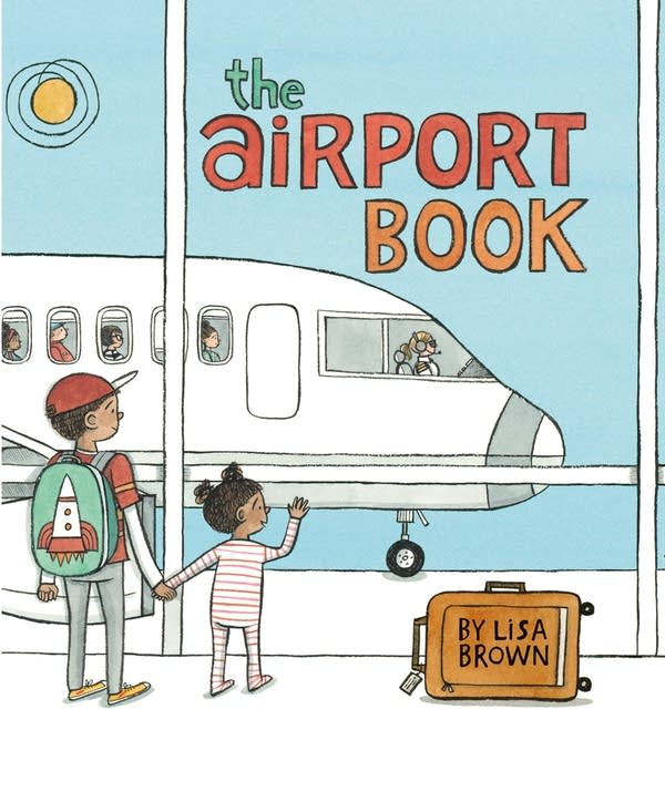 'The Airport Book' by Lisa Brown