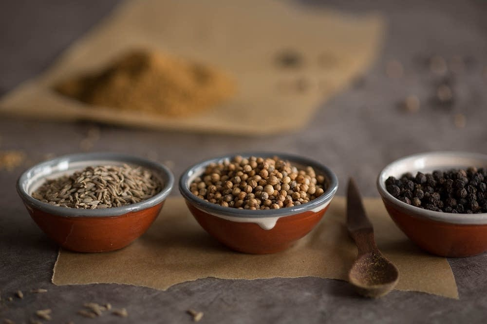 Crossover spice blend