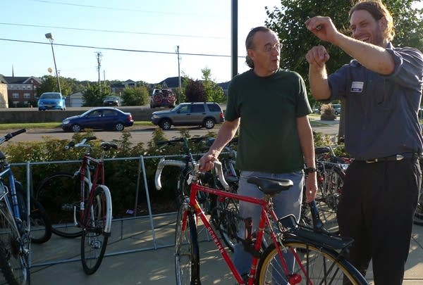 Organizers say bike rental program for low-income adults a