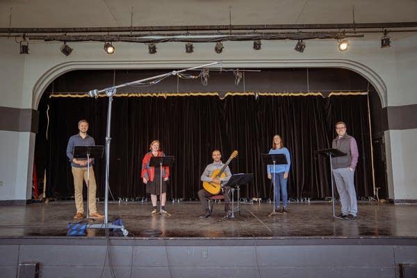 The Mirandola Ensemble