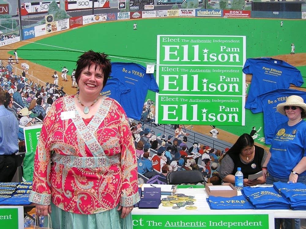 Pam Ellison