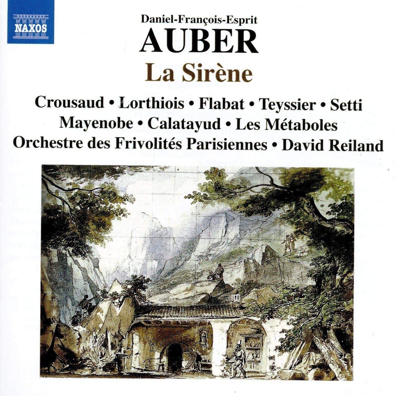 Daniel-Francois Aubert - La Sirene: Overture