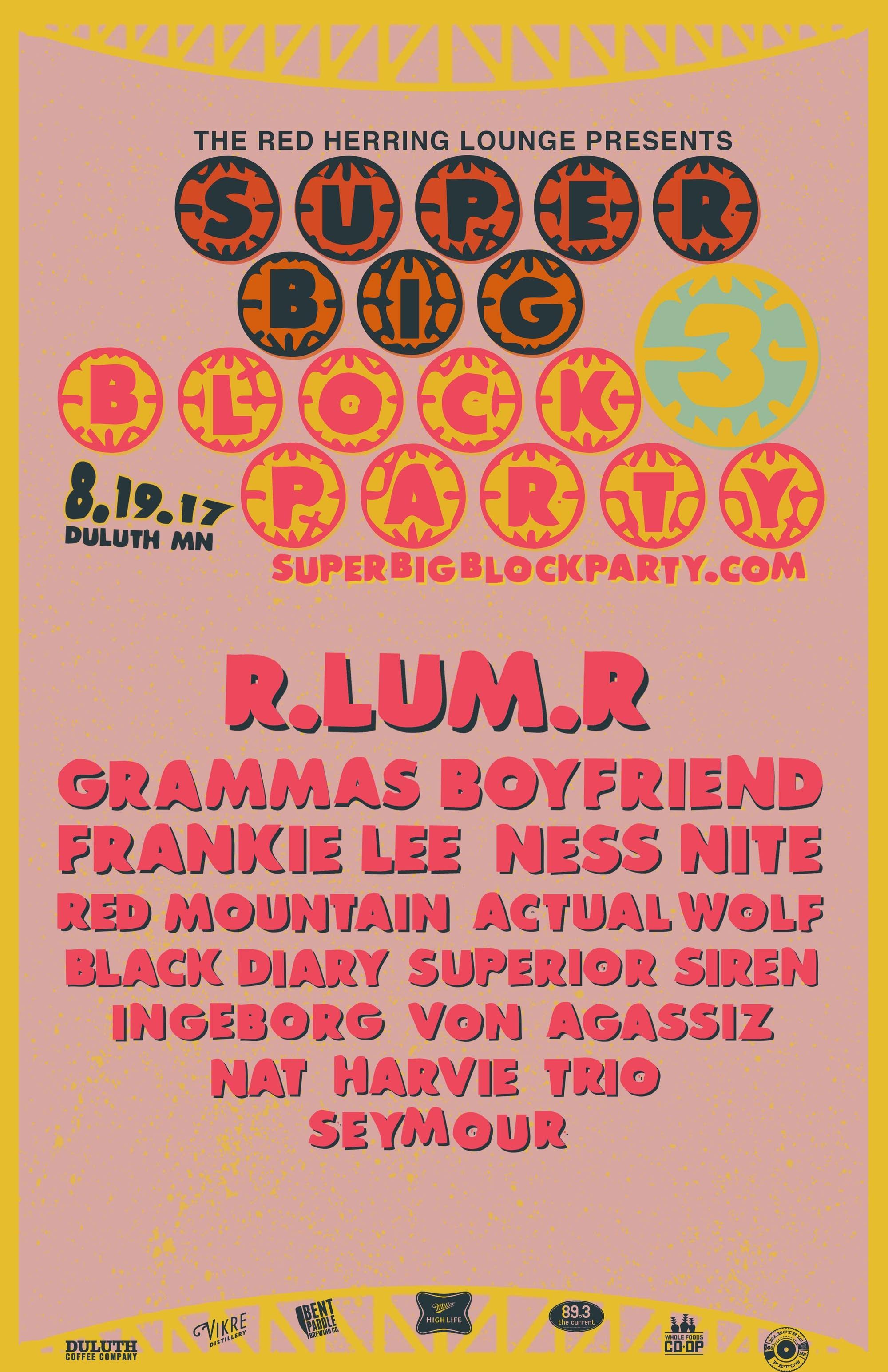 Super Big Block Party 3