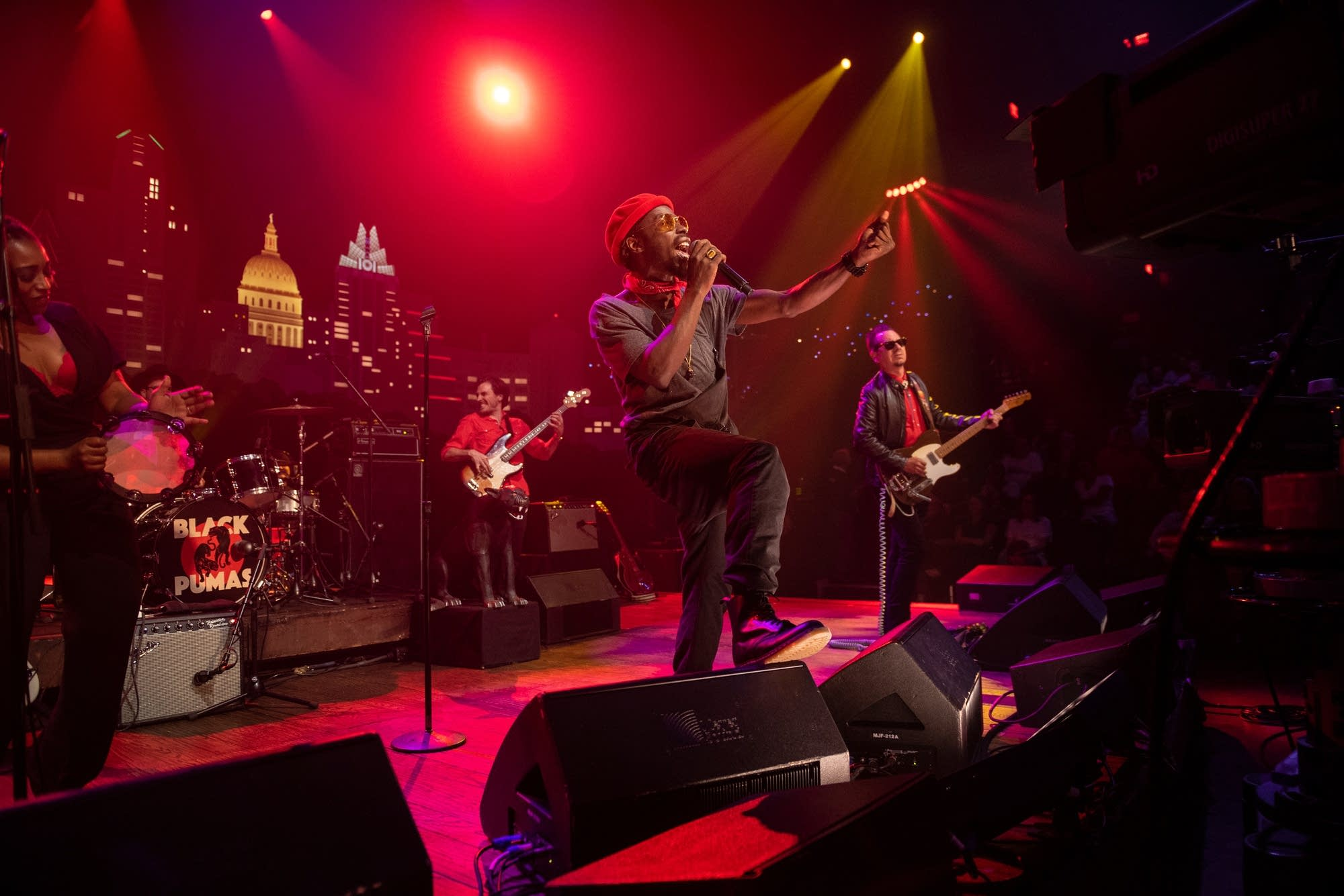 Black Pumas perform on 'Austin City Limits' on PBS