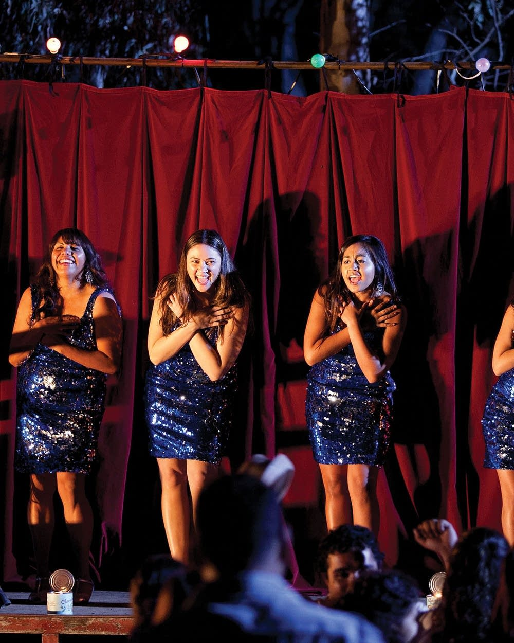 The Sapphires' Australian musical comedy lifts profile of