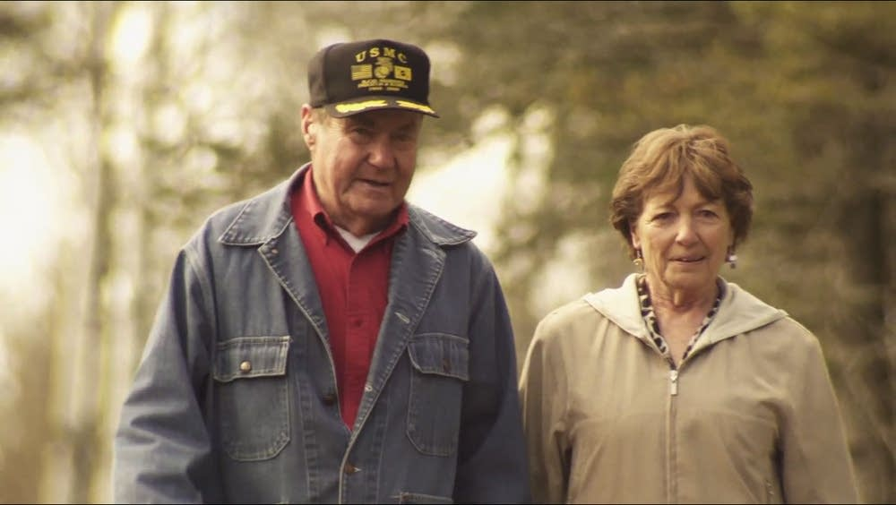 'Grandparents,' Yvonne and Fred