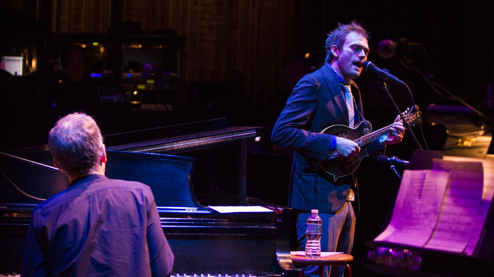 """Scarlet Town"" -- Brad Mehldau and Chris Thile"