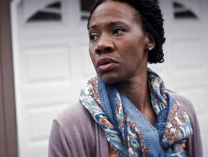 Sha Cage as a determined mother in a short film accepted at Sundance.
