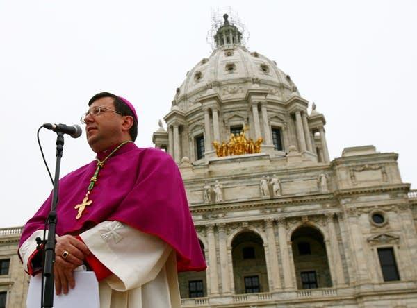 Auxiliary Bishop Lee Piche
