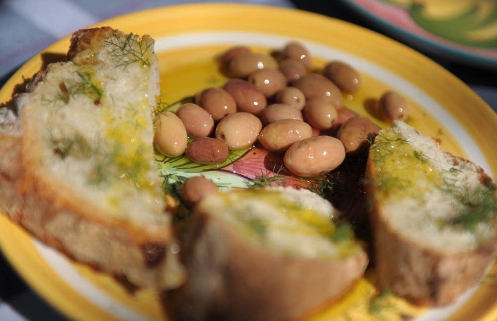 Maltese olives