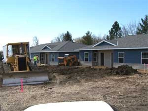 Mankato housing project