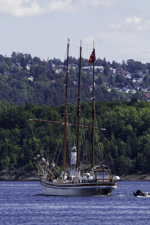 Oslo - 31 - tall ship