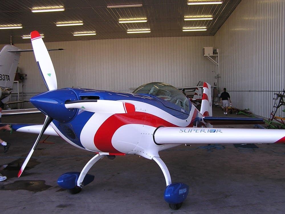 Klatt's airplane