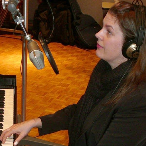 Pianist Karen Vieno Paurus