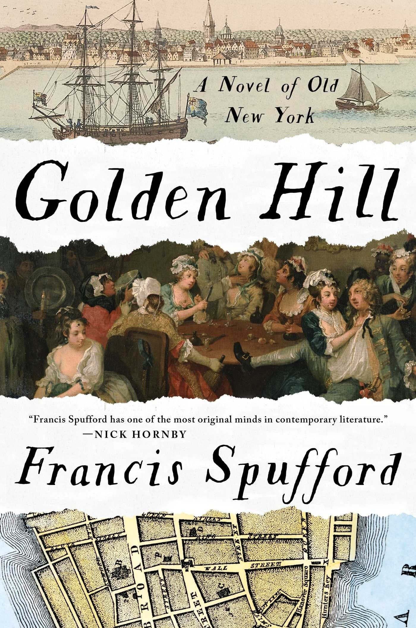 'Golden Hill' by Francis Spufford