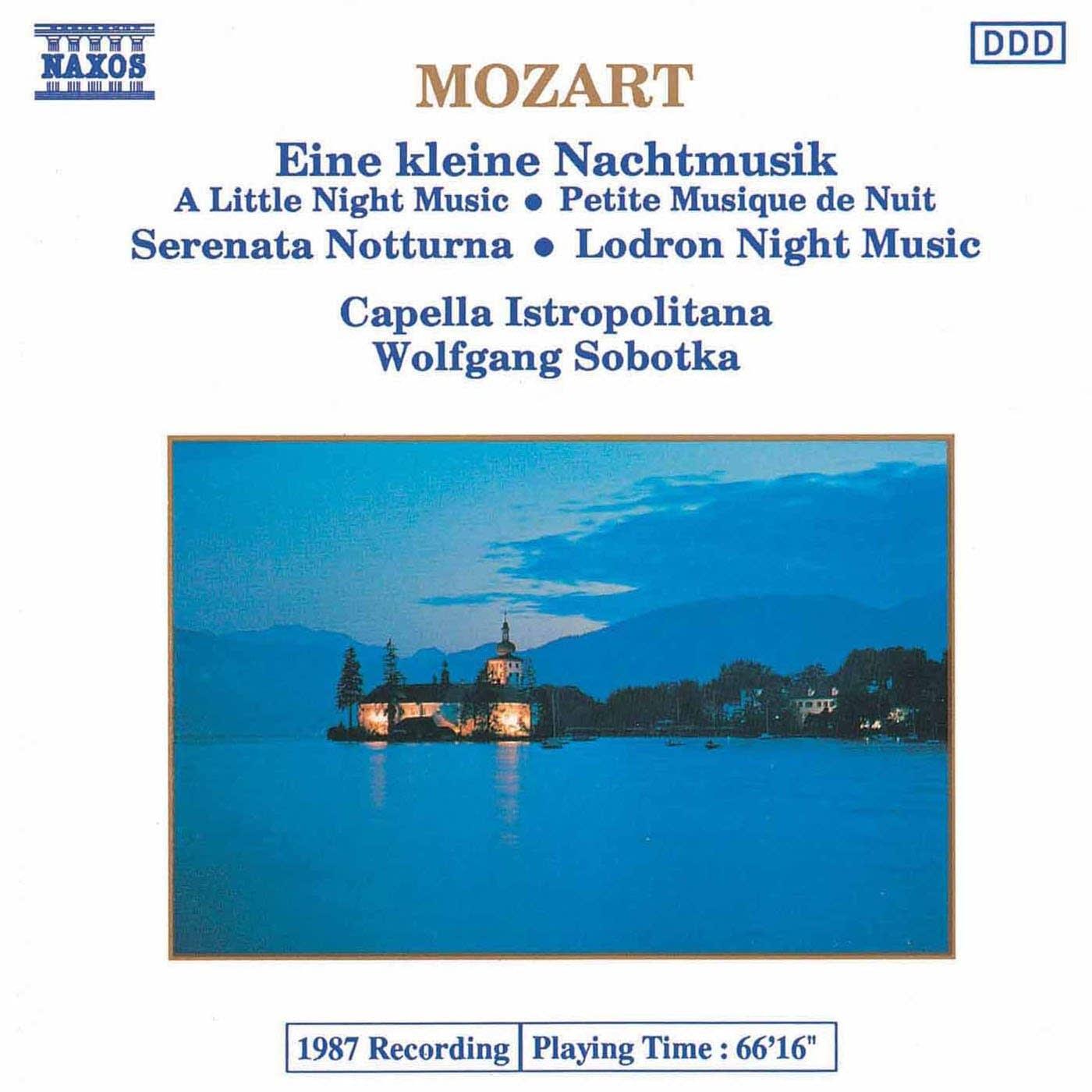 Daily Download: Wolfgang Amadeus Mozart - Eine kleine Nachtmusik