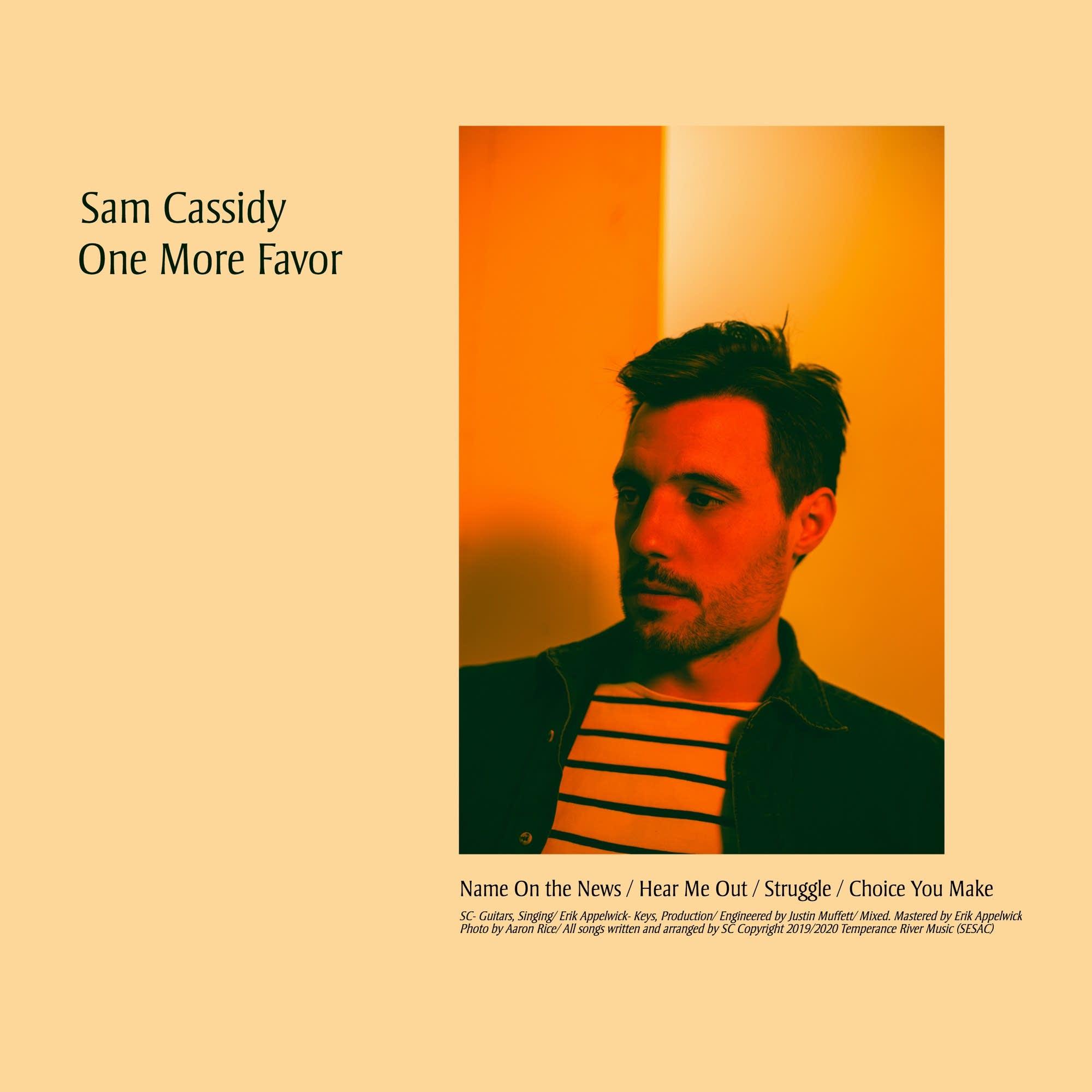 Sam Cassidy