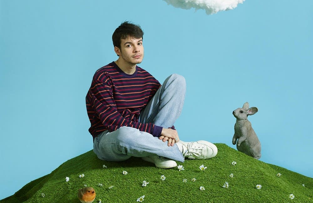 Rex Orange County 2019 press photo