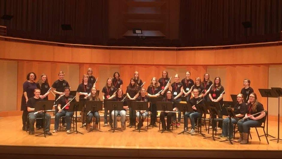 Flute Choir Day UMD