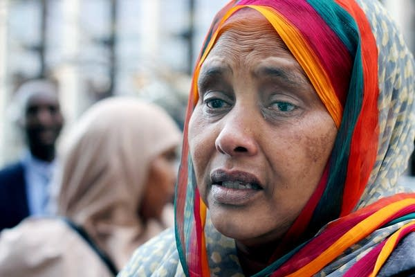 Halima Ahmed, grandmother of two men charged