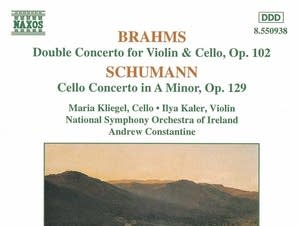 Johannes Brahms - Double Concerto for Violin and Cello : II. Andante