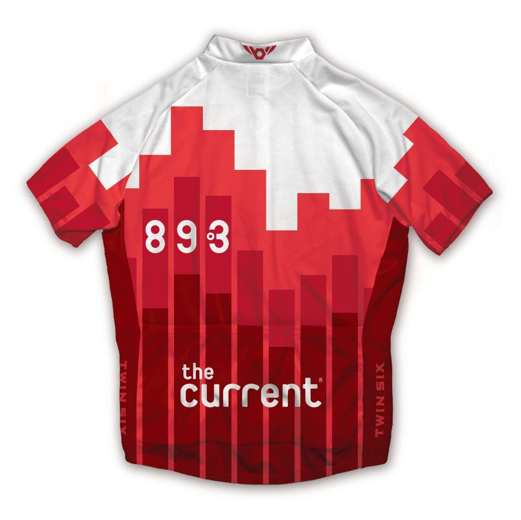 The Current's Twin Six Bike Jersey