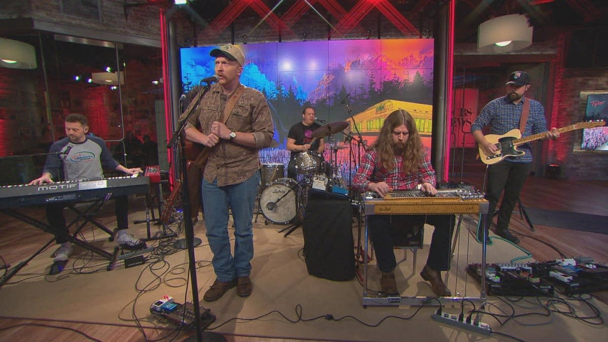 Tyler Childers on CBS This Morning Saturday Sessions