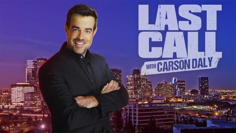 Last Call with Carson Daly key art