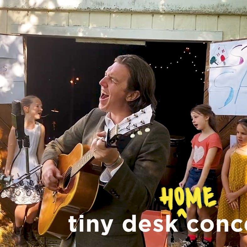 Hamilton Leithauser Tiny Desk Father's Day Concert