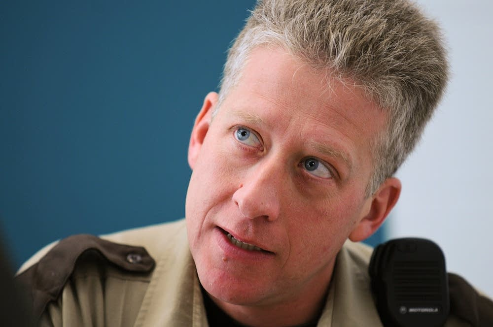 Deputy Chad Meester