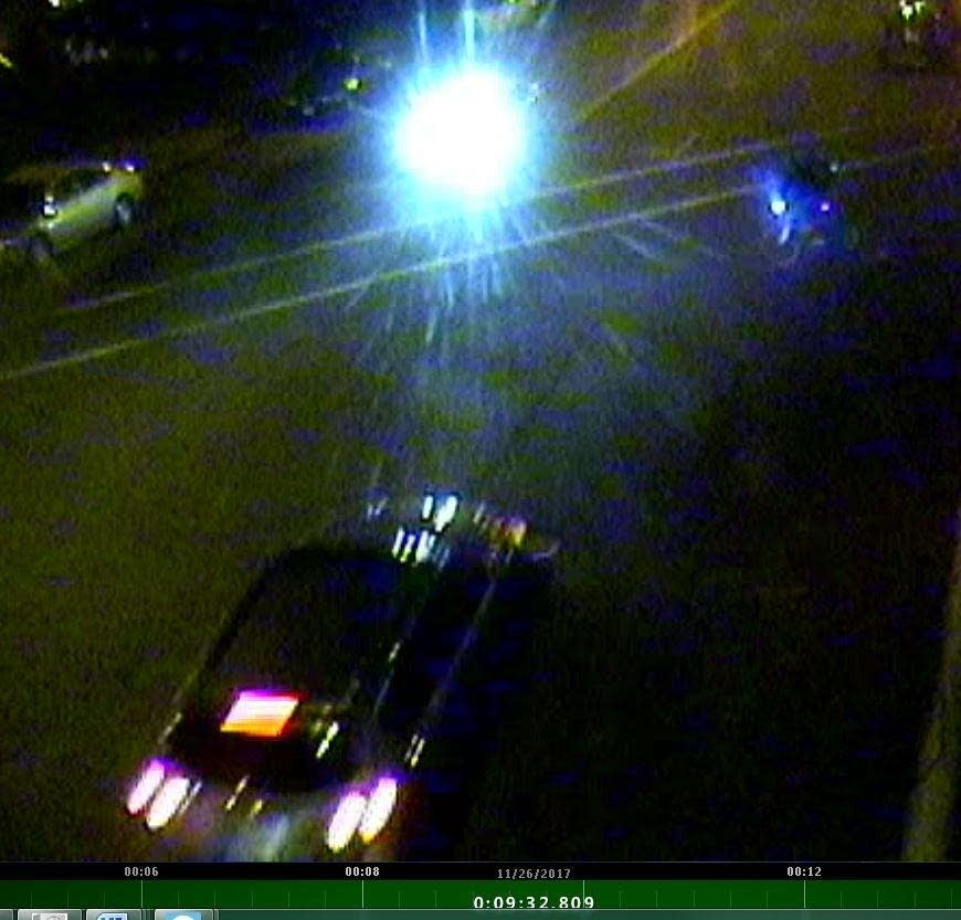 Photo of vehicle suspected in hit-and-run in St. Paul Nov. 26, 2017.
