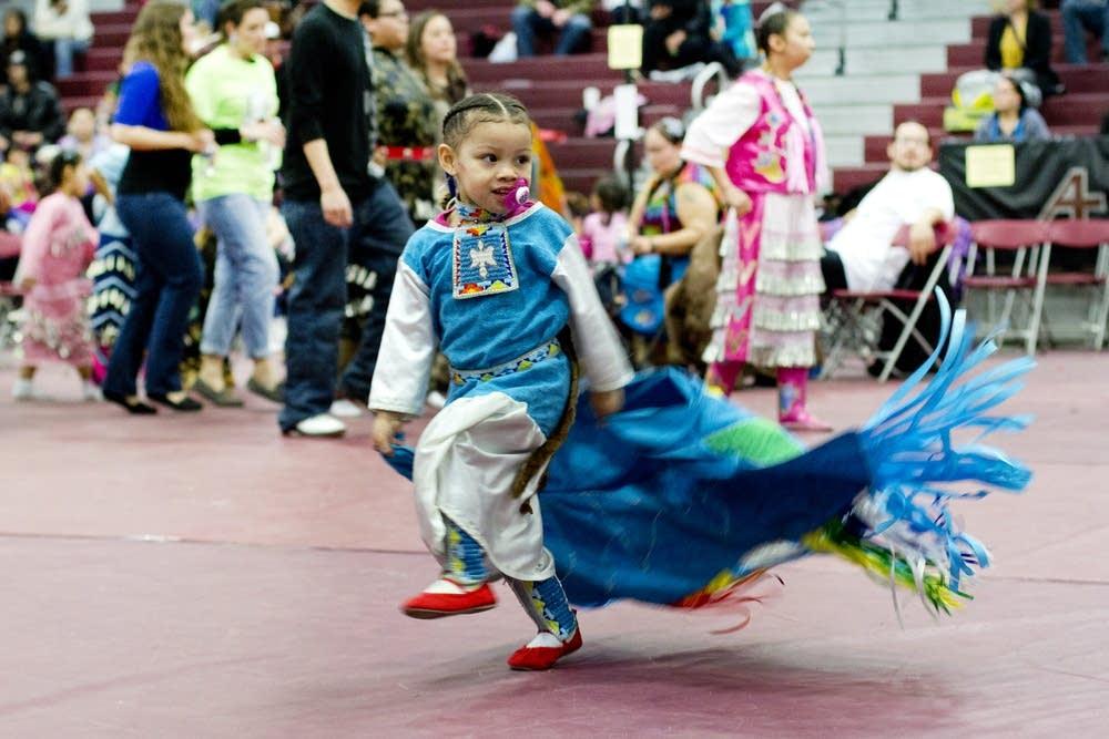 Preschool powwow