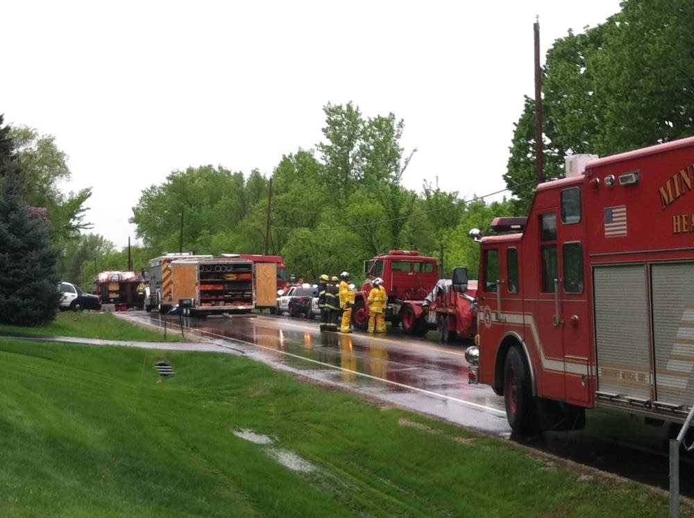 1 child dead, 1 missing in St. Paul landslide | Minnesota ...