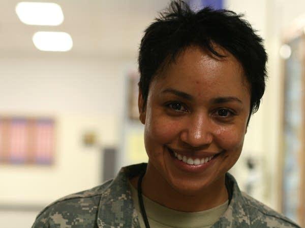 Staff Sgt. Charlotte Dubois