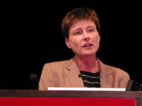 Researcher Catherine Verfaillie