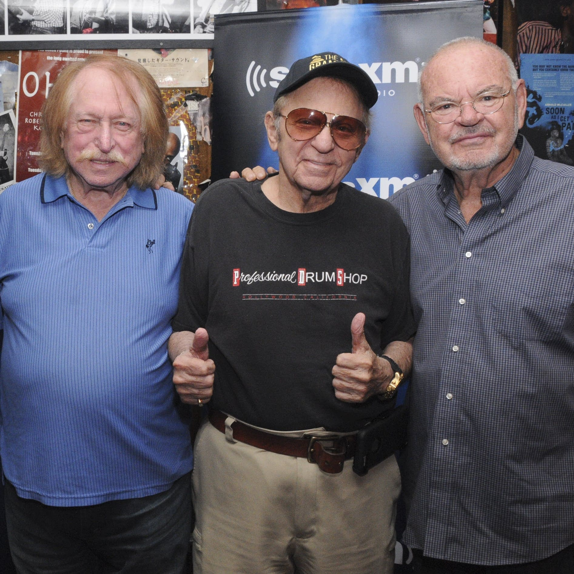 Hal Blaine in 2015.