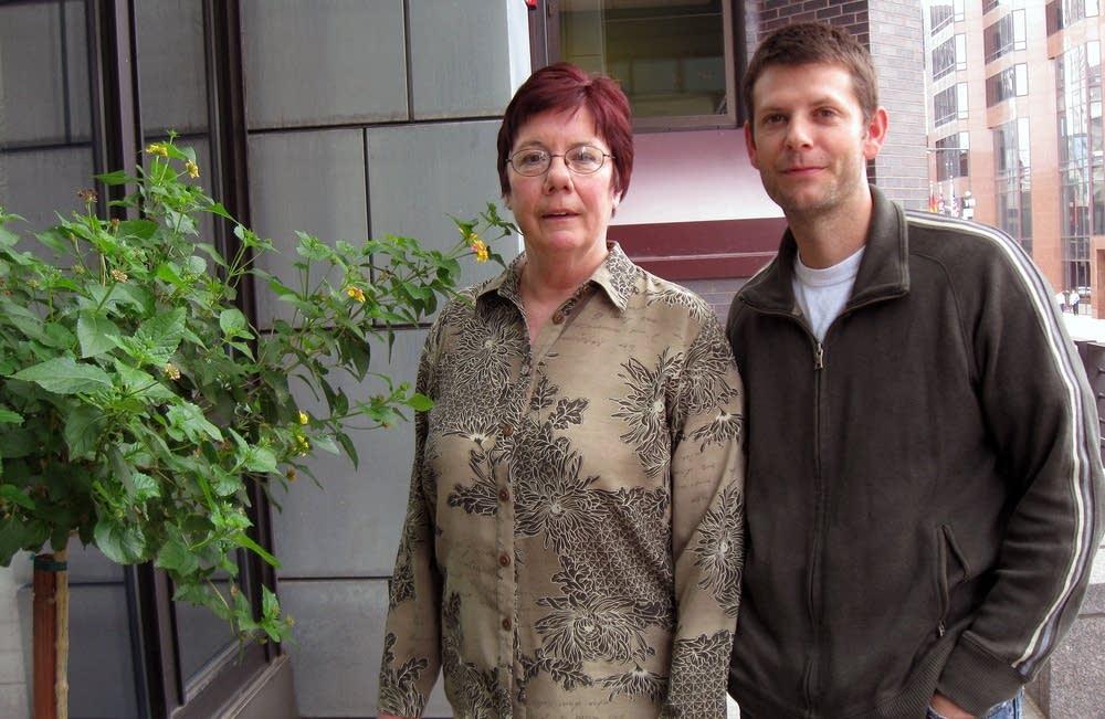 Marcia Freeman, Shane McCaffrey