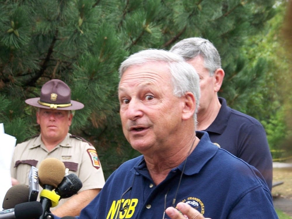 Head of the NTSB