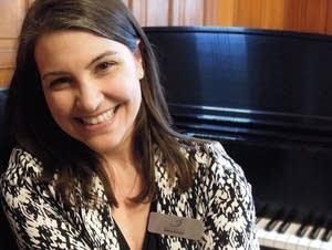 Composer Abbie Betinis