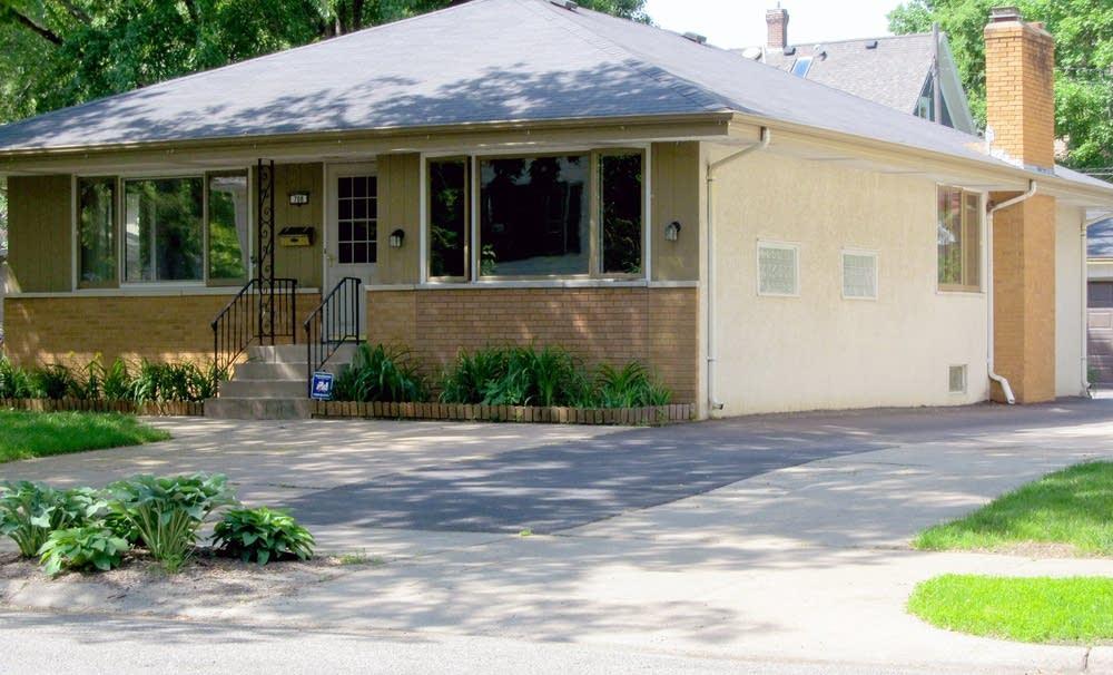Michael Karkoc home