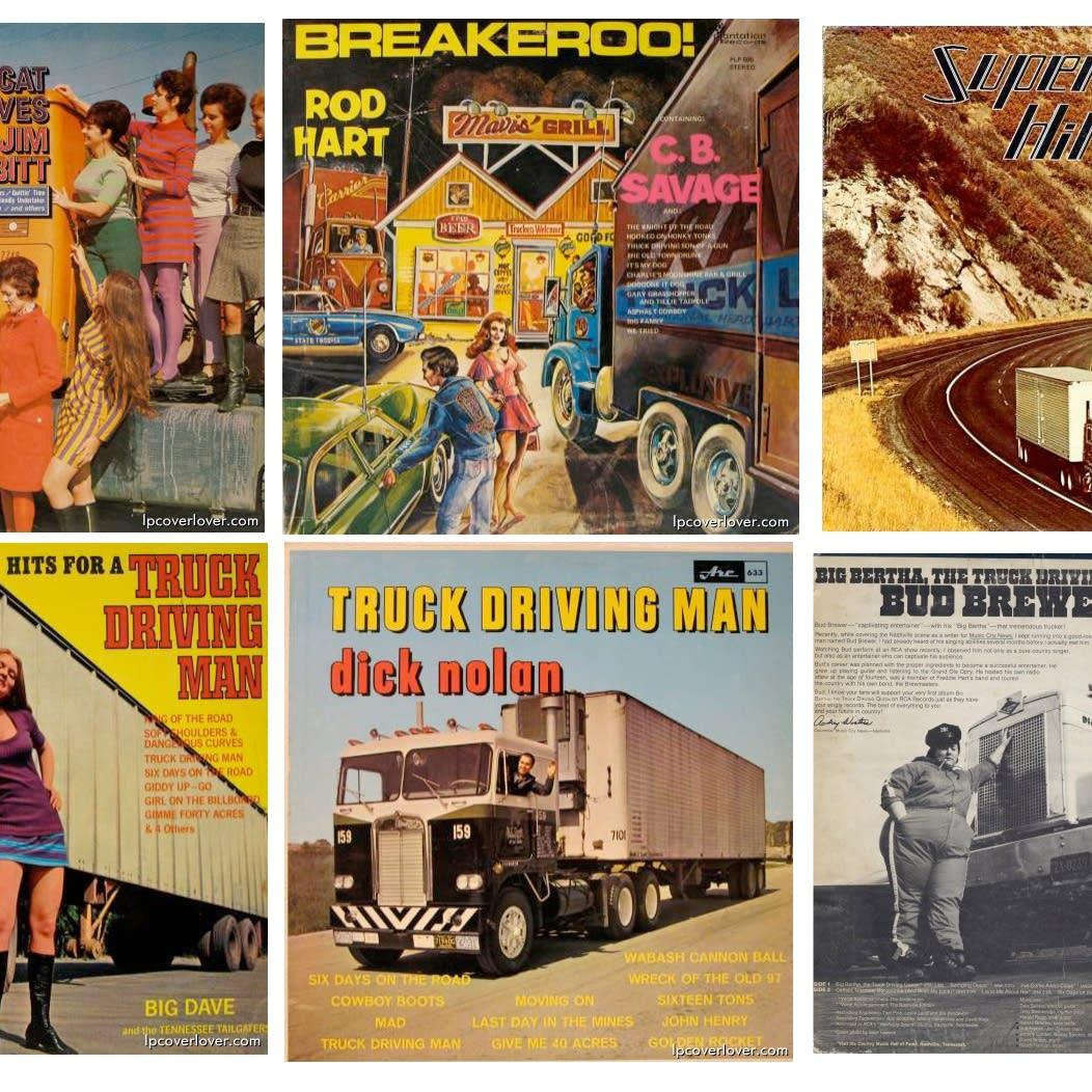 truck albums