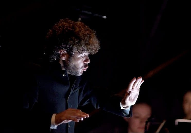 conductor Pablo Heras-Casado