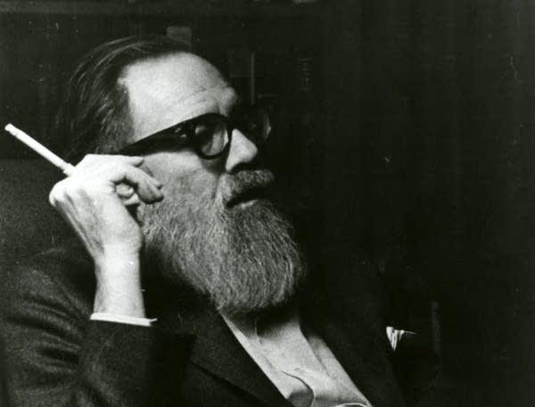 Poet John Berryman
