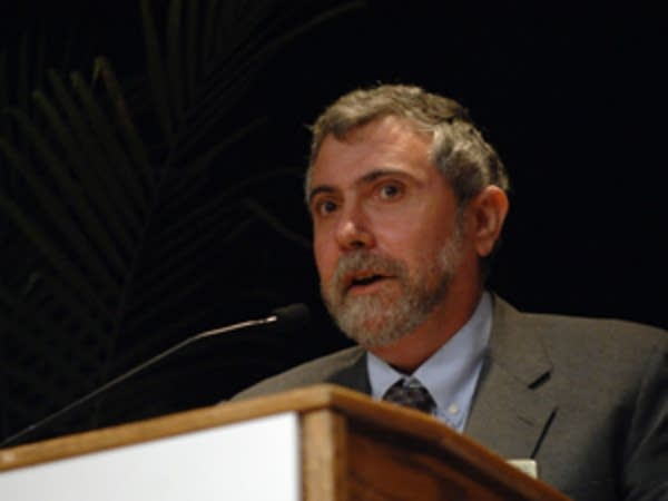 Author Paul Krugman