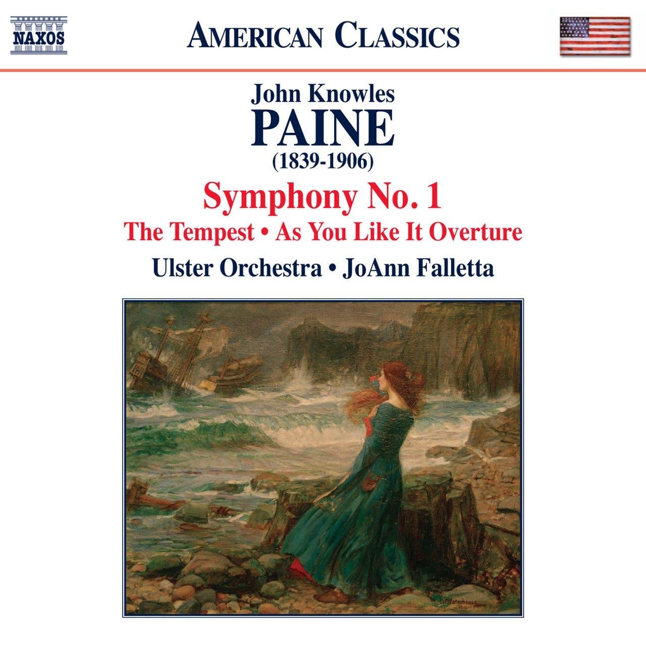 John Knowles Paine - Symphony No. 1: IV. Allegro vivace
